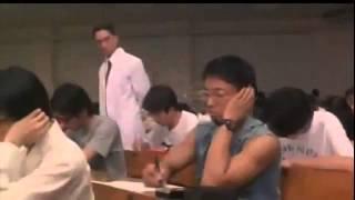 مقاطع مضحكه في الامتحان