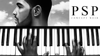 4) Over My Dead Body | Drake | Play Smooth Piano (Tutorial)