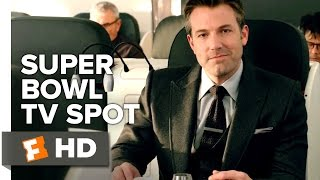 Fly to Gotham City with Turkish Airlines! Super Bowl TV SPOT (2016) HD