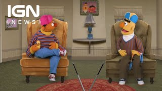 Sesame Street: Bert and Ernie Aren