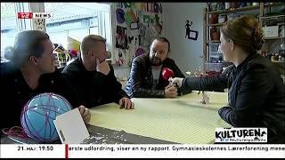 Dizzy Mizz Lizzy - TV2 News 21.05.15