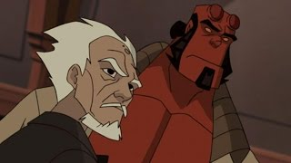 Hellboy Animated  Blood & Iron 2008  German Ganzer Filme auf Deutsch