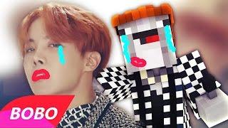 BTS BLOOD SWEAT & TEARS MV - Minecraft -