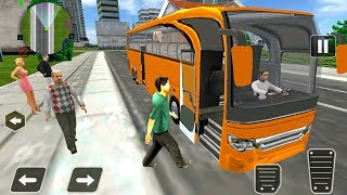 City Bus Simulator - Coach Driving - Android Gameplay FHD