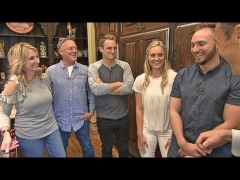 'Bachelor' mansion: The real family that lives inside