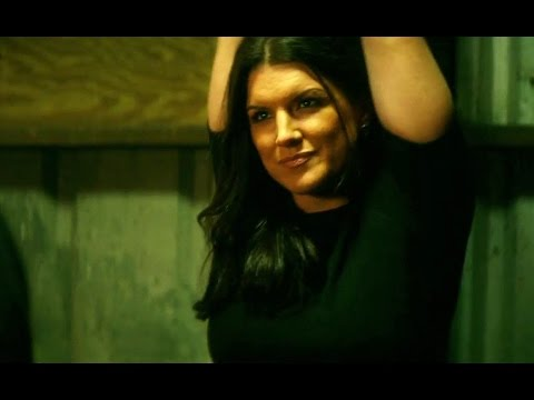 EXTRACTION Movie Clip - All Tied Up (2015) Gina Carano Action Movie HD