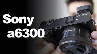 Sony a6300 - Vale trocar sua DSLR? (REVIEW)