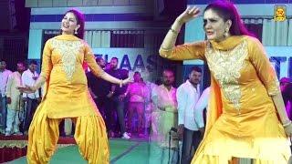 सपना पिले सूट मैं | सपना का पिले सूट का राज || Sapna Dane || Latest Haryanvi New Dance 2017