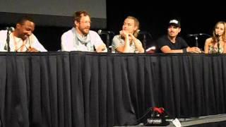 Part 1 Lost Girl Panel Fantasy Con - Salt Lake City 7-3-2014