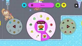 Super Mario Maker 2 gameplay round 3 - Nintendo Treehouse: Live E3 2019