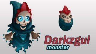 How to Breed Darkzgul Monster In Monster Legends