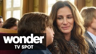 "Wonder (2017 Movie) Official TV Spot - ""A Triumph"" – Julia Roberts, Owen Wilson"