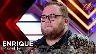 Enrique Ramil arrasa: Risto le da un 'sí' sin escucharle | Audiciones 3 | Factor X 2018