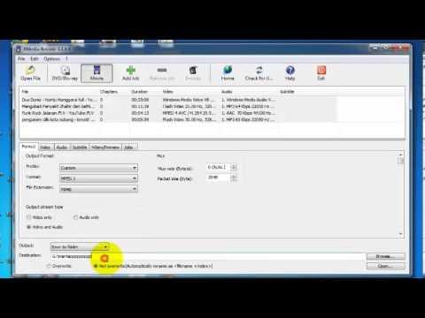 Xxx Mp4 Cara Convert Video Agar Bisa Diputar Di DVD Player 3gp Sex