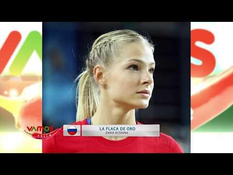 Las 5 atletas más hermosas de los Juegos Olímpicos de Río 2016