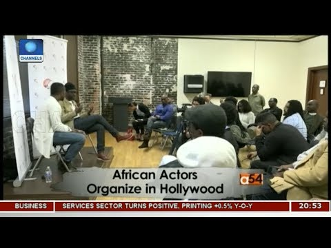 Xxx Mp4 African Actors Organize In Hollywood Africa 54 3gp Sex