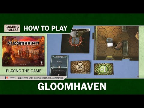 Xxx Mp4 Gloomhaven Gaming Rules How To Play Video 3gp Sex