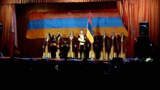 Armenian Dance - Conjunto KARUN - Sardarabad - Danzas Armenias -
