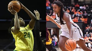Oregon-Oregon State women