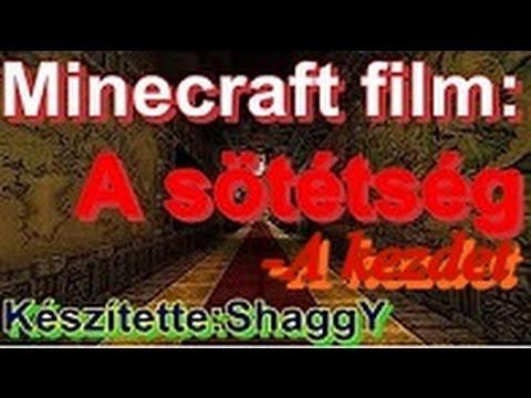 Magyar Minecraft Film A sötétség A kezdet