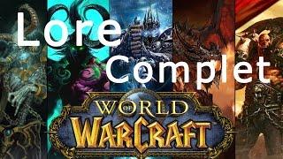 [Lore] Histoire complète de Warcraft