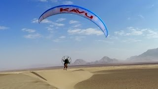 GoPro: Paragliding through Iran with Nick Greece