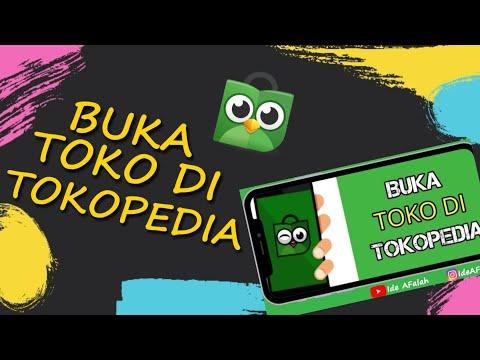 Cara Mudah Membuat Toko Online di Tokopedia dengan Smartphone Terbaru Bulan Ini