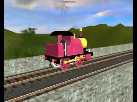 Thomas &The Magic Railroad chase