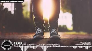Feelo - Inspiring Storytelling Rap Beat Hip Hop Instrumental - ''Day By Day''