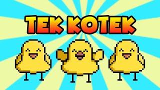 Tek Kotek (Anak Ayam) | Lagu Anak Anak Terbaru 2016 | Lagu Anak Indonesia
