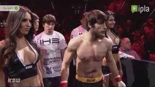 KSW 33 - Anzor Azhiev vs Vaso Bakocevic - zapowiedź walki nr 2