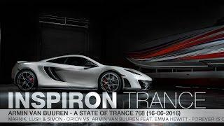 Marnik, Lush & Simon - Orion vs. Armin van Buuren Ft. Emma Hewitt - Forever Is Ours