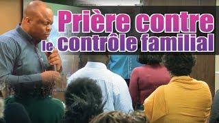 La prière contre l'esprit du contrôle familial - Pasteur Thierry Tshinkola - Casarhema