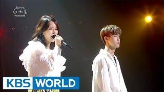Baek Zyoung & Song Yuvin - Voice | 백지영 & 송유빈 - 목소리 [Yu Huiyeol's Sketchbook / 2017.08.30]