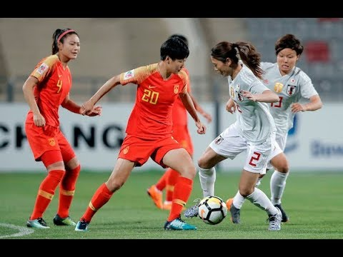 China PR 1-3 Japan (AFC Women's Asian Cup 2018: Semi-finals)