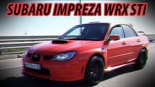 DT_LIVE. Тест Subaru Impreza WRX STi