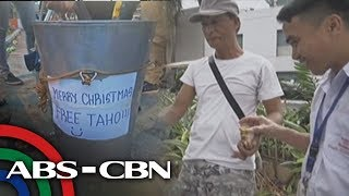 Mission Possible: Mang Vanny's Free Taho