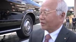شركة تويوتا تطيب خاطر مسن ياباني توقفت سيارته عن العمل
