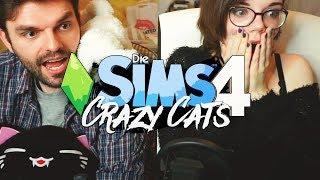 Katzenbabies! Kittenalarm?! #7 🐈 Die Sims 4 Hunde & Katzen