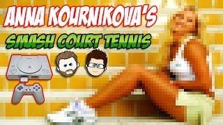 Let's Play Anna Kournikova's Smash Court Tennis (PS1)