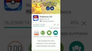 How to download pokemon go from playstore (any country) | INDIA |2016 step by step guide