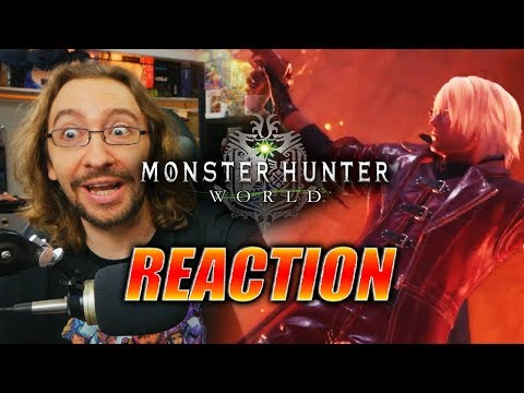 Xxx Mp4 MAX REACTS Devil May Cry X Monster Hunter Trailer 3gp Sex