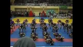 Lingayen I Central School on MILO Little Olympics Cheer Dance 2012.wmv