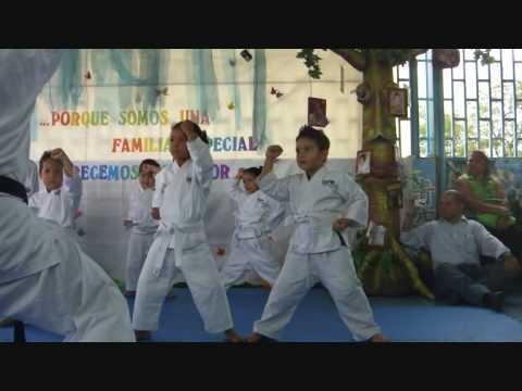 Karate Do en preescolar