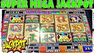 ★ SUPER MEGA JACKPOT HANDPAY ★ MAY THE FORTUNE BE WITH YOU ★ CLEOPATRA 2 ★ HIGH LIMIT SLOT MACHINE ★