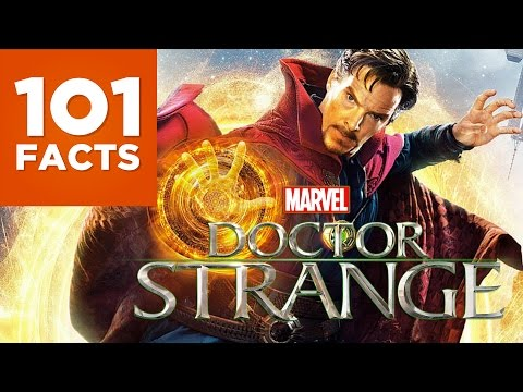 101 Facts About Doctor Strange