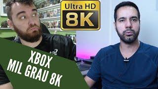 Novo Xbox com 8K Real pode se chamar Xbox Mil Grau / Mortal Kombat 11 e outras News