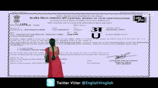 English Vinglish First Look Trailer (Tamil)