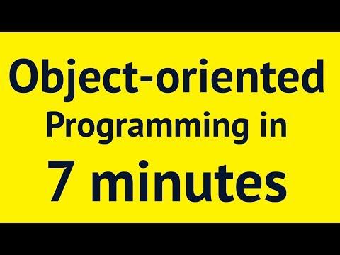 Xxx Mp4 Object Oriented Programming In 7 Minutes Mosh 3gp Sex