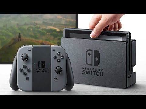 watch Nintendo Switch Event Livestream - IGN Live